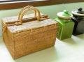 アタ製品,かご,バリ雑貨,救急箱