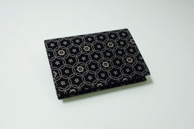 印傳調カードケース(二)