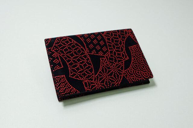 印傳調カードケース(三)