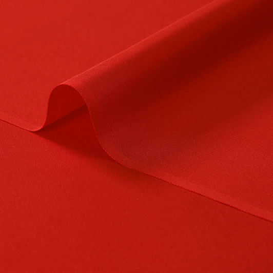 正絹 京染裂(赤) 10cm単位 切り売り