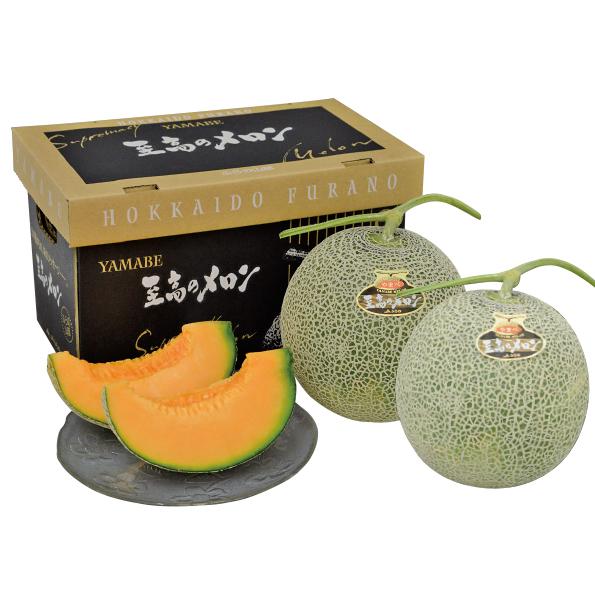 JAふらの 至高のメロン 特秀品 2玉入 【0029】
