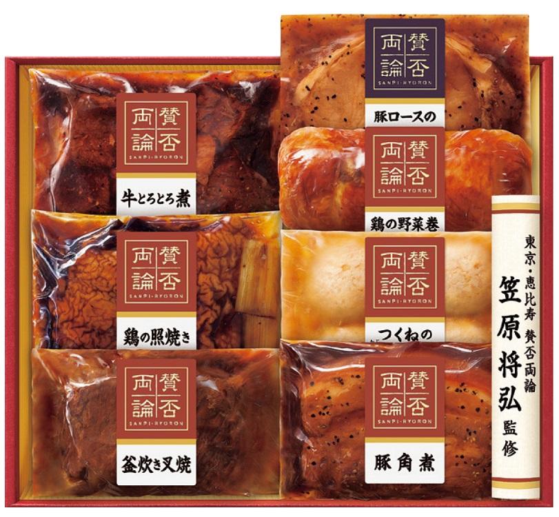 伊藤ハム 賛否両論和惣菜6種セット 【231】