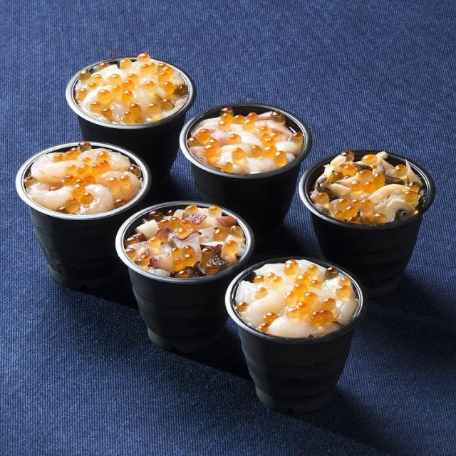 くまだ 北の海鮮小鉢(6食セット) 【21-102703】