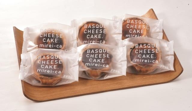 バスクチーズケーキセット 【0171】