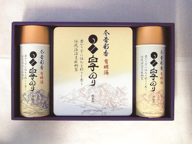 今昔彩香 海苔詰合せ 【0161】