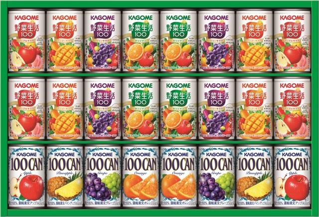 フルーツ+野菜飲料ギフト 【0453】