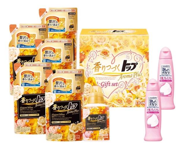 ライオン 香りつづくトップAroma Plusギフトセット 【9390】