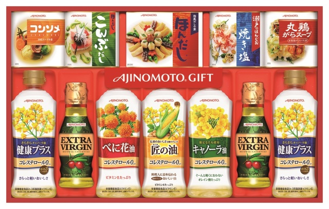 AJINOMOTO GIFT 和洋中バラエティ調味料ギフト 【9401】