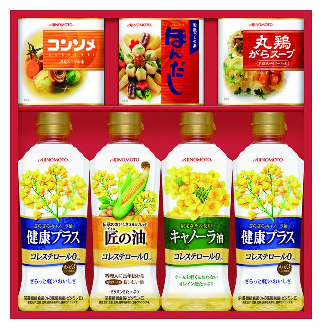 AJINOMOTO GIFT バラエティ調味料ギフト 【9494】