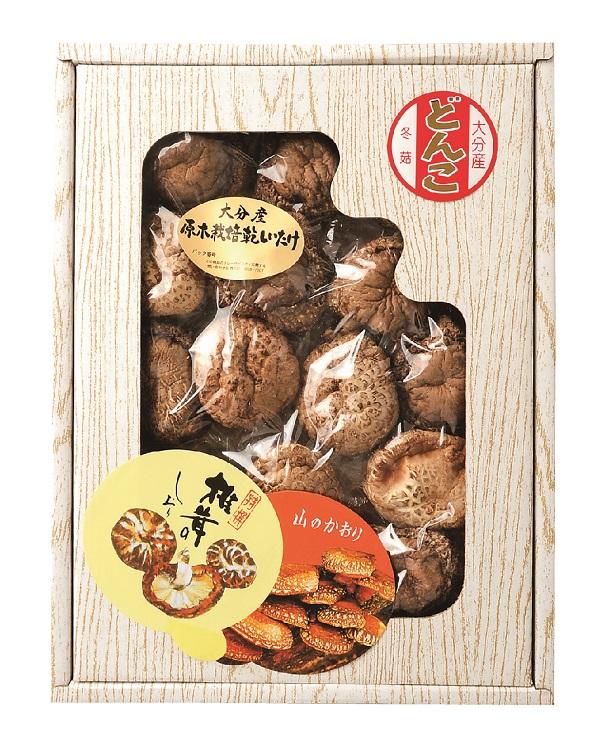 マルトモ物産 大分産どんこ椎茸 【9498】
