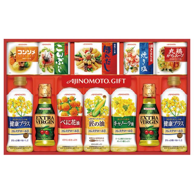 味の素 和洋中バラエティ調味料ギフト 【430】