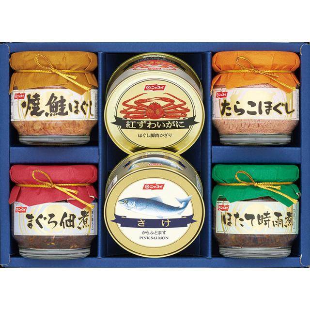 ニッスイ 缶詰・瓶詰セット 【463】