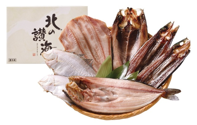 東光ストアオリジナル 干し魚セット 【130】