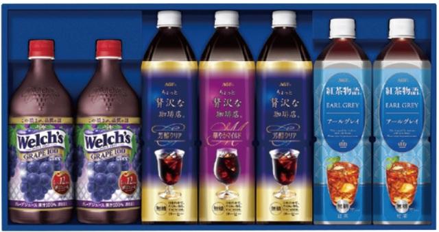 AGF ファミリー飲料ギフト 【386】