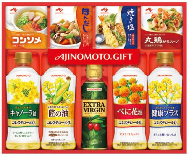 味の素 和洋中バラエティ調味料ギフト 【461】
