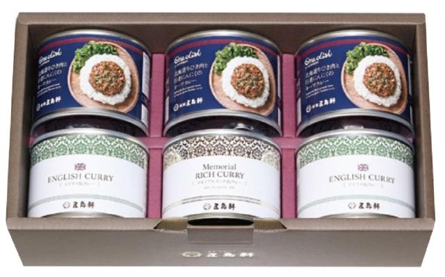 五島軒 カレー6缶セット 【488】