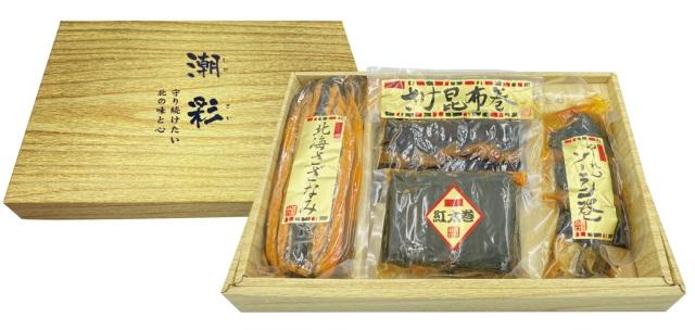 谷口食品 北海道昆布巻ギフト 【516】