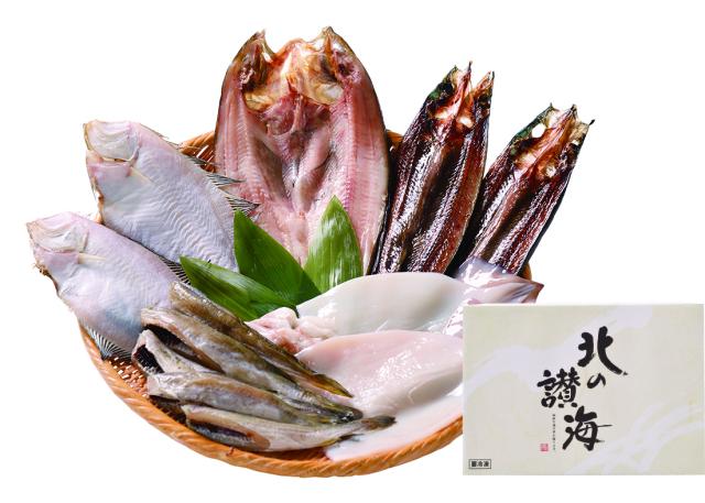 東光ストアオリジナル 北海道干し魚セット 【D9946】