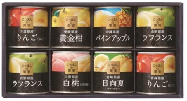 K&K にっぽんの果実詰合せ 【K9967】
