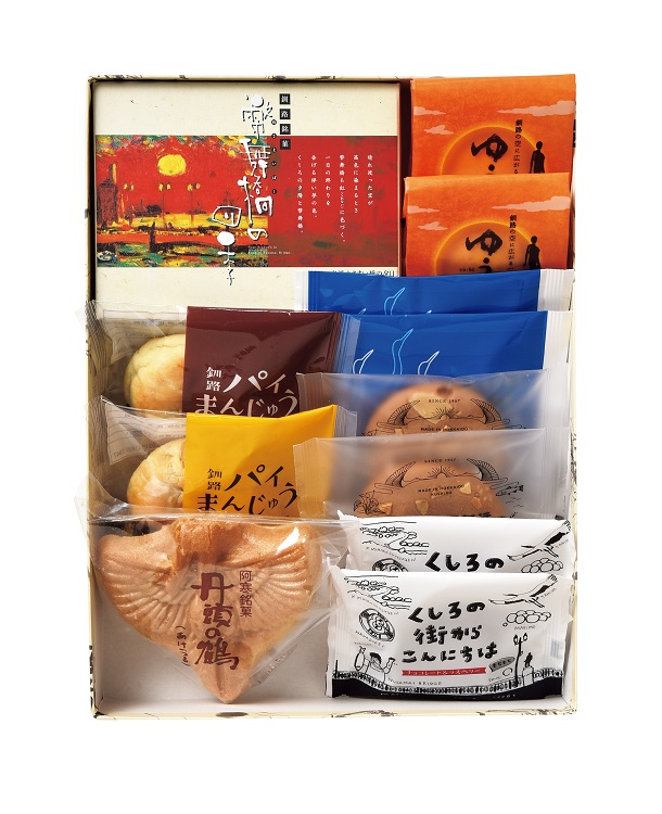 松屋菓子詰合せ 【21-100707】