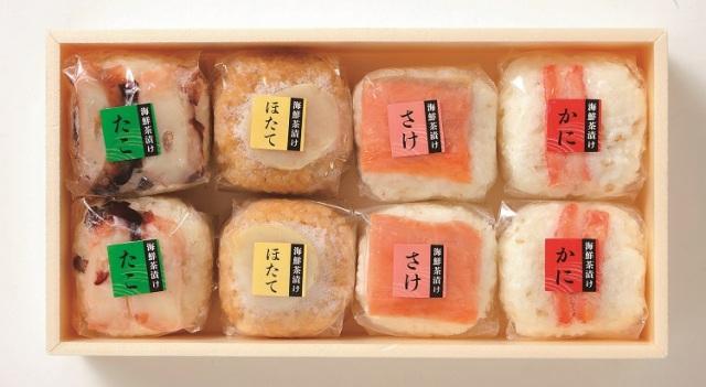 海鮮茶漬けセット【2704】