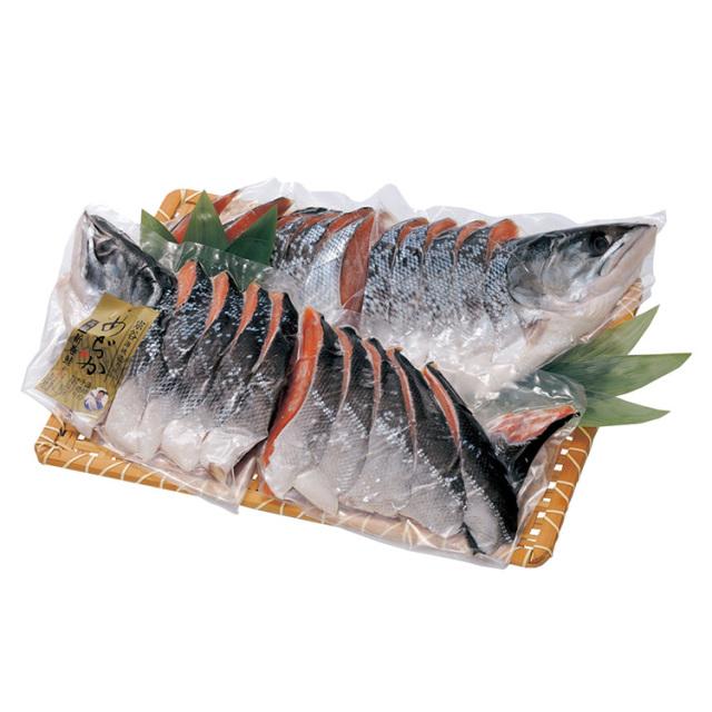 原料原産地名:宗谷 漁師の手造り天然甘口めじか(姿切身) 【005】