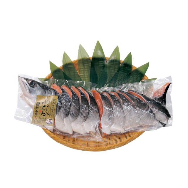 原料原産地名:宗谷 漁師の手造り天然甘口めじか (姿切身) 【005】