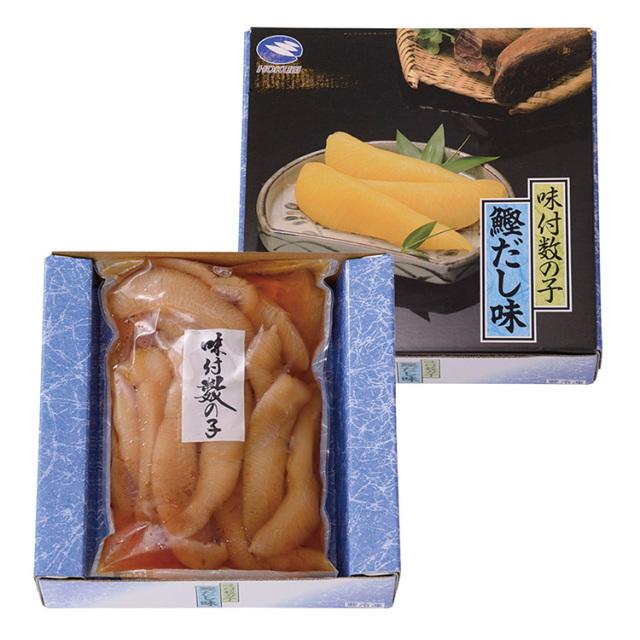 丸三北栄商会 原料原産地名:カナダ 味付数の子(黒醤油) 【041】