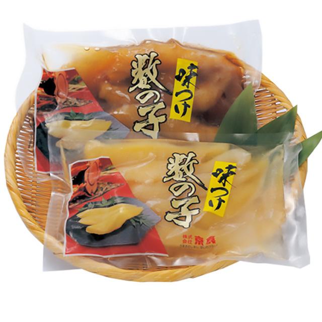 京食 原料原産地名:カナダ 味付数の子(黒醤油・白醤油) 【043】