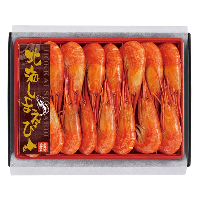 キョクイチフーズ 仙鳳趾産 ボイル北海しまえび 【063】