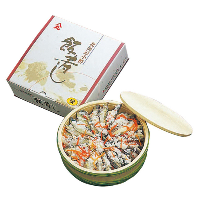 八丸堀内水産食品 はたはた飯寿し 【092】