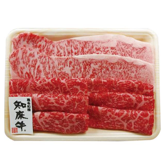北海道産 知床牛ステーキ&すき焼セット【138】