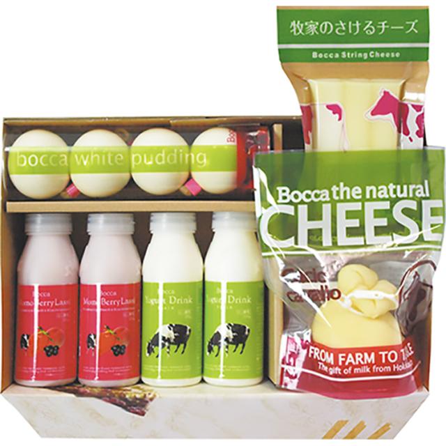 牧家 乳製品詰合せセット【272】