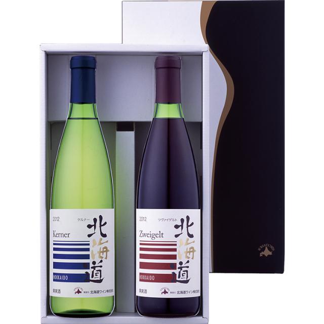 北海道ワイン おたるワインセット【349】