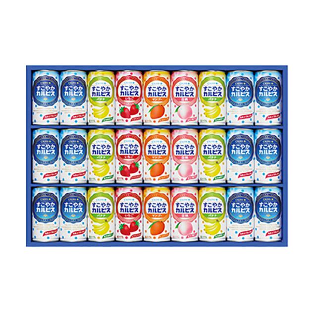 アサヒ飲料 すこやかカルピスギフト【368】