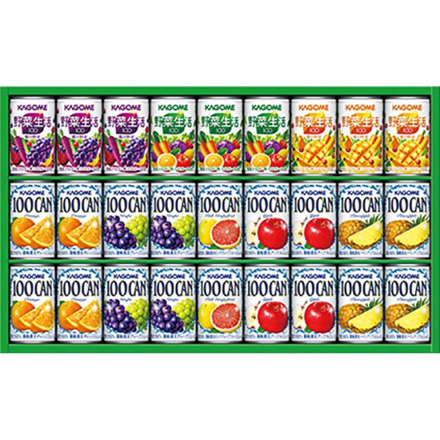 カゴメ  フルーツ+野菜飲料ギフト【379】