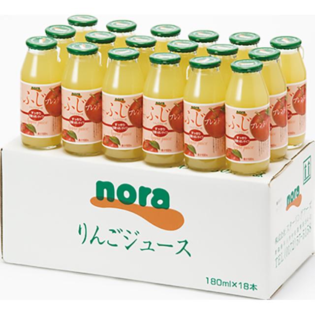 スターリングフーズ nora青森りんごジュースセット【382】