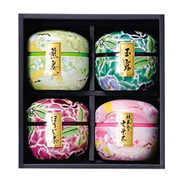 土倉 お茶バラエティギフト【410】
