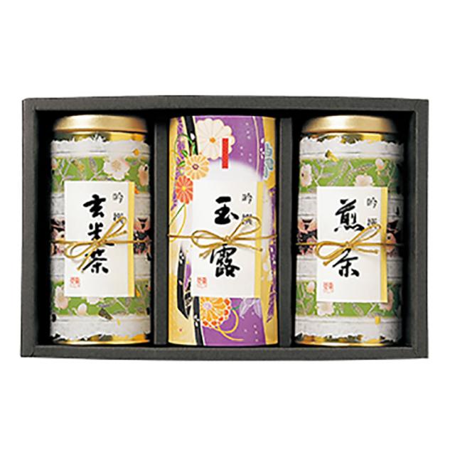 土倉 銘茶ギフト【411】