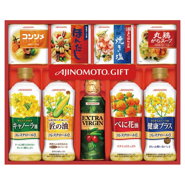 味の素 和洋中バラエティ調味料ギフト 【442】