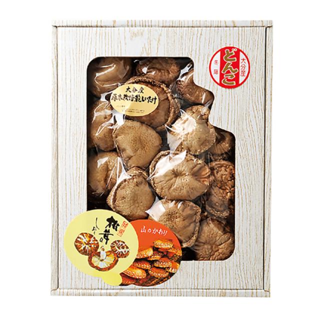 マルトモ物産 大分産どんこ椎茸【443】