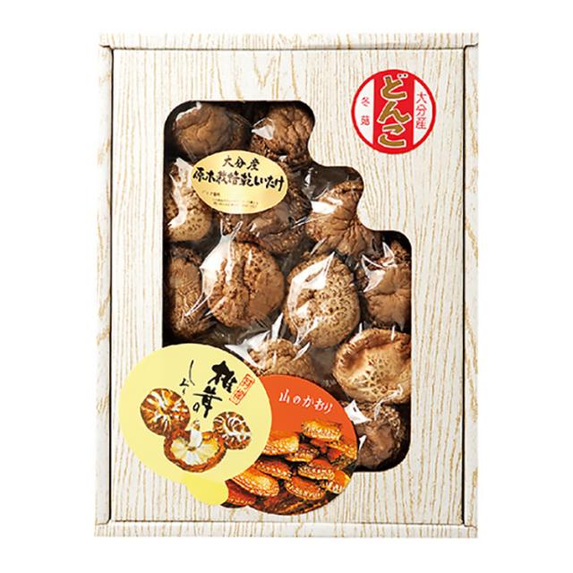 マルトモ物産 大分産どんこ椎茸【444】