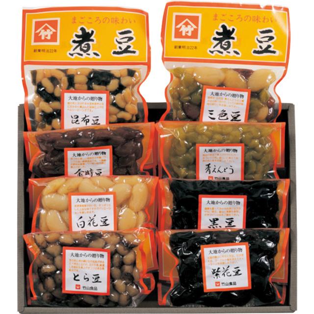竹山 煮豆詰合せギフト 【491】
