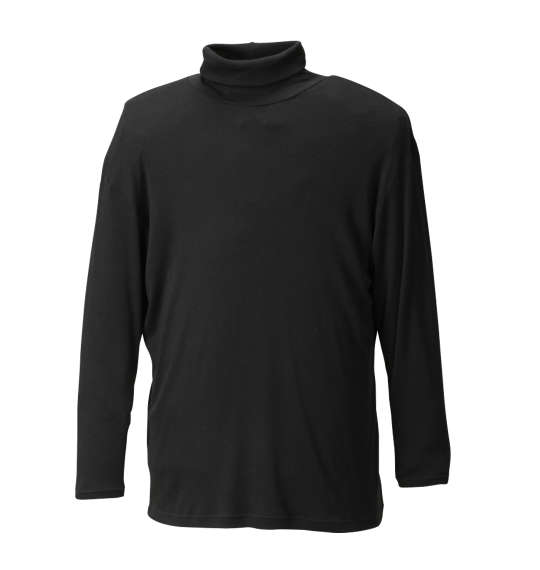 タートルネック長袖Tシャツ