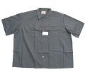 半袖ワークシャツ