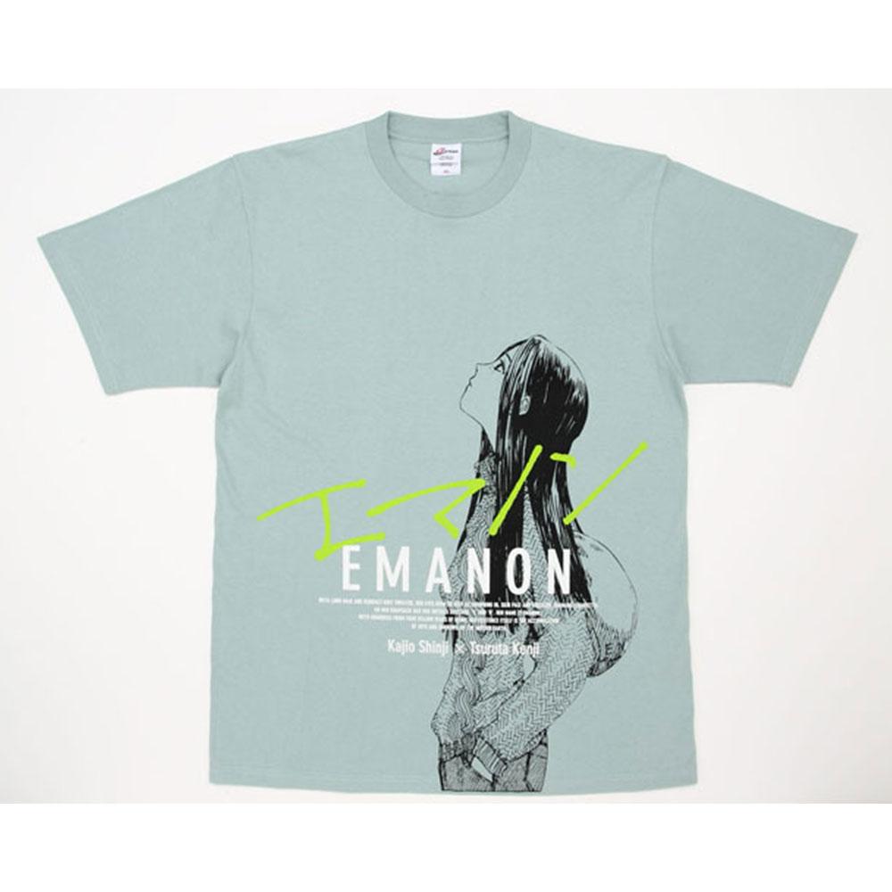 鶴田謙二「エマノン」Tシャツ