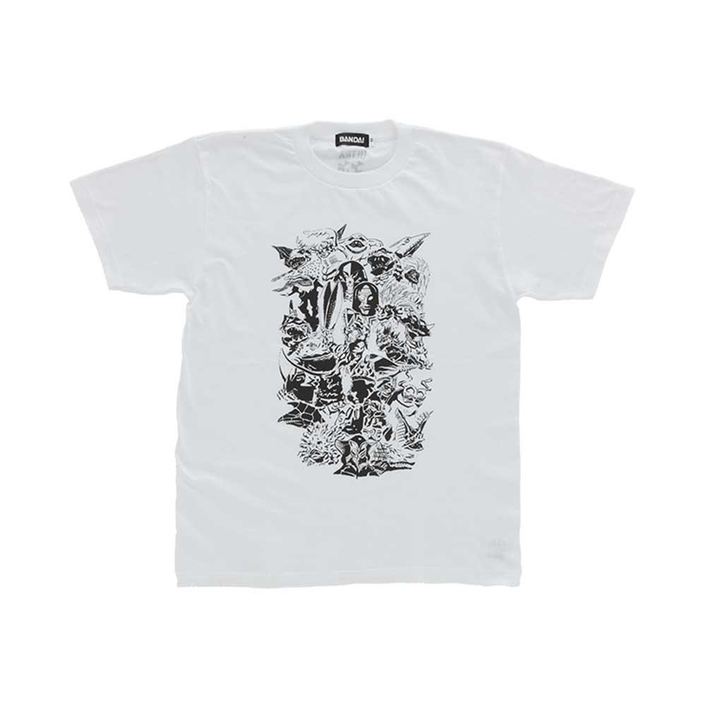 『ウルトラマン』放送開始50年記念 ウルトラマンTシャツ [白](M)