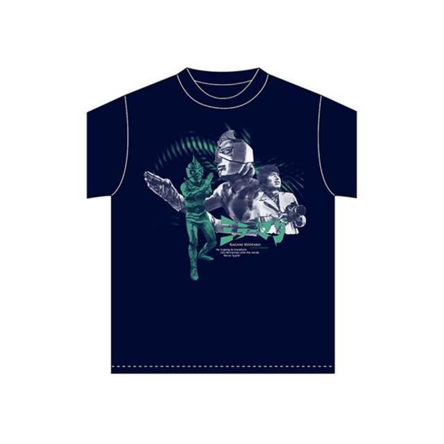 菅原芳人計画外伝 ミラーマンTシャツ(XL)