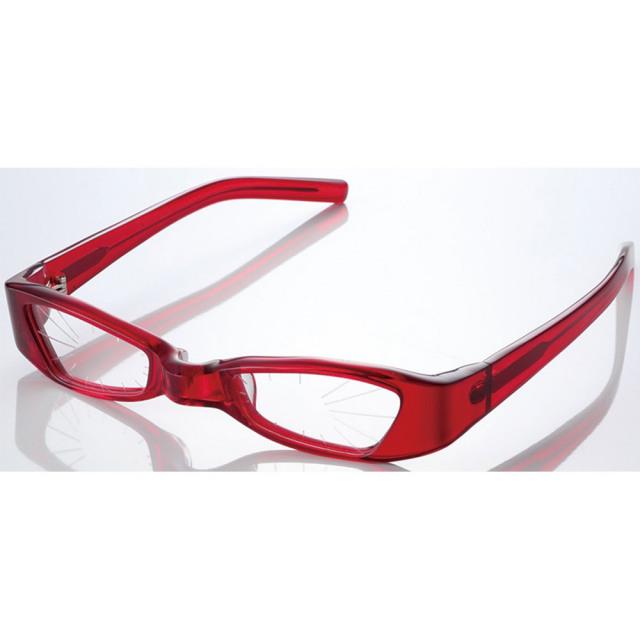 ウルトラアイ老眼鏡(リーディング・グラス) クリアVer(+2.0)