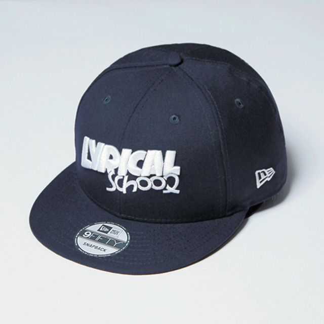 lyrical school×New Era(R) [9FIFTY(TM)] EXCLUSIVE MODEL